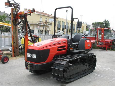 trattori cabinati usati same krypton f lamborghini cf agroclimber f