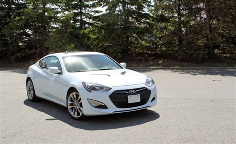 Hyundai Genesis Coupe Reviews by 2014 Hyundai Genesis Coupe V6 Ultimate Review Car Reviews