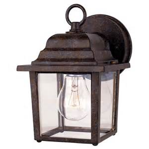Rustic Outdoor Wall Lights by Savoy House Rustic Bronze Outdoor Wall Light 5 3045 72