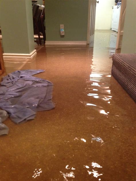 flooded basement tips to clean it safely 187 bec green