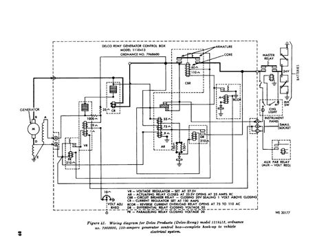 delco remy 4 wire alternator wiring diagram wiring diagram