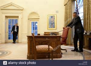 president barack obama with rahm emanuel in the oval
