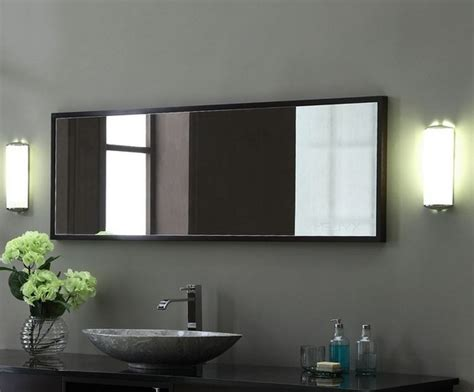 60 inch mirror bathroom 60 inch bathroom mirror decor ideasdecor ideas