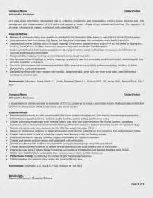 informatica sle resume resume templates for appleworks 6