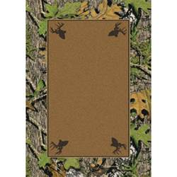 john marshall 4x6 mossy oak 174 obsession 174 all camo area rug