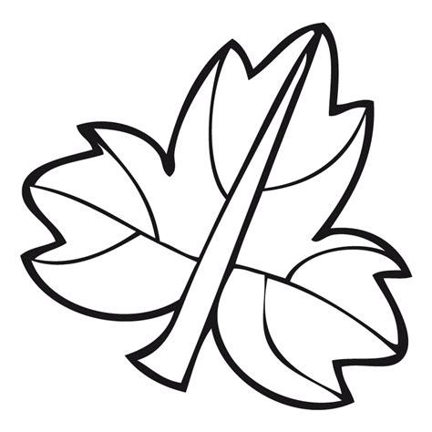 imagenes para colorear hojas image gallery hojas para dibujar