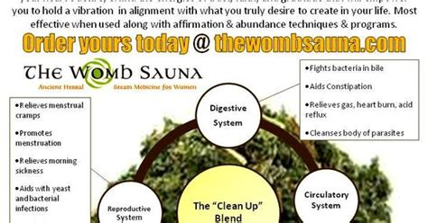How To Detox Your Reproductive System by Get Your Gemstone And Flower Essence Infused Mucous Detox