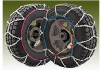 cadenas de nieve para autocaravanas cadenas para nieve complementos para autocaravanas