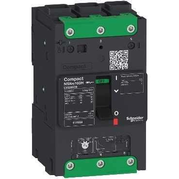 Mccb Nb600n 600a 3p Merlin Gerin circuit breakers and switches schneider electric