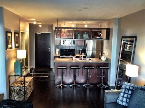 Vancouver Apartment Utilities Downtown Vancouver Furnished 1 Bed Den Apartment Rental