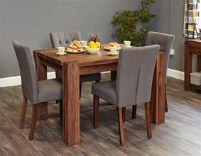 4 Seat Dining Table Mayan Dining Table 4 Seat