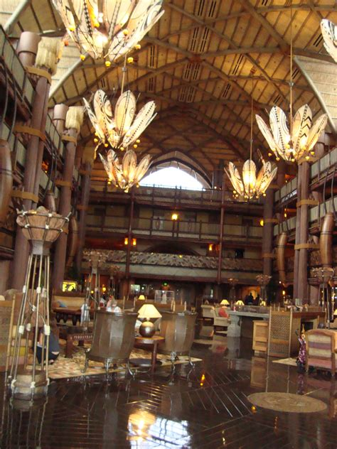 house lobby animal kingdom lodge jambo house lobby