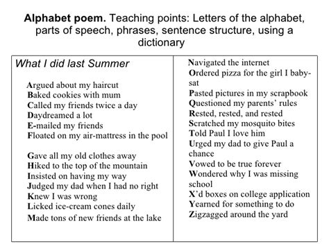 storyteller 100 poem letters books picture poems