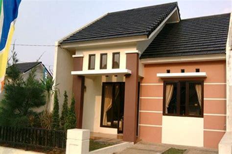 inspirasi model desain rumah sederhana keluarga happy living contoh gambar rumah