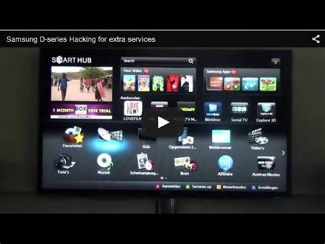 samsung d series hacking for services
