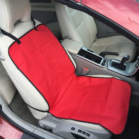 front seat car covers for dogs heavy duty oxford waterproof front passenger seat cover