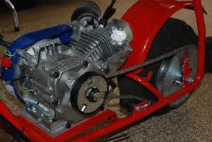 doodlebug engine plate doodlebug build up affordable go karts