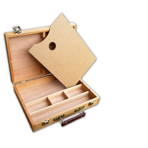 comprare cassette di legno offerta cassetta in legno portacolori vuota cassetta