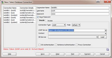 tutorial java ldap dba tips archive for oracle