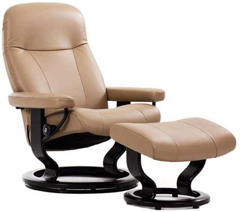 ekornes stressless ottoman stressless garda recliner chair and ottoman by ekornes