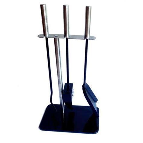Compact Fireplace Tools by Compact Modern Fireside Companion Tool Set Uk