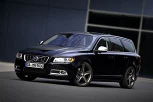 Volvo V 70 Limited Edition Volvo V70 T6 Awd R Design With 325hp By