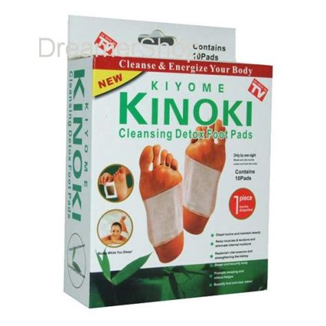 Cleansing Detox Pads by Wholesale Bulk Lots Kinoki Cleansing Detox Foot Pads