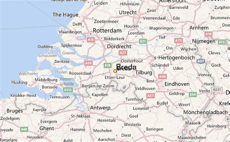 breda netherlands on map breda weather station record historical weather for
