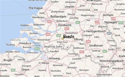 breda netherlands map breda weather station record historical weather for