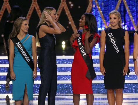Miss Strikes Back miss america organization strikes back at rebellious