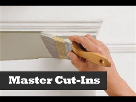 Cutting In A Ceiling by Ceiling Cut Ins Painting A Line On A