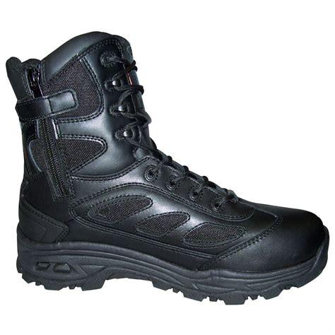 waterproof combat boots s 8 quot thorogood 174 waterproof side zip boots with vgs