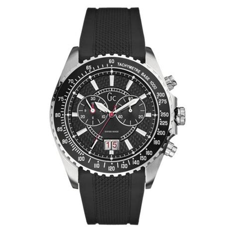 Guess Loop Black Silver guess collection mens black silver i30005g1