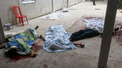 imagenes fuertes masacre en ocumare del tuy el parroquiano masacre en ocumare del tuy deja nueve
