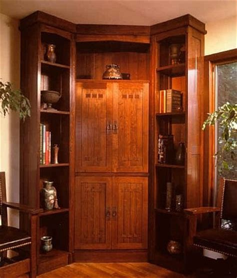 corner liquor cabinet furniture woodworking projects plans