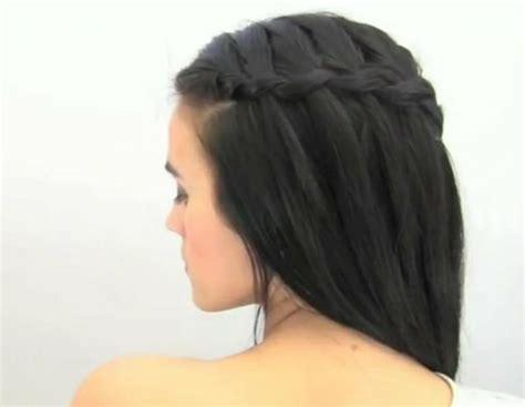 paso a paso peinados con trenzas paso a paso faciles www pixshark