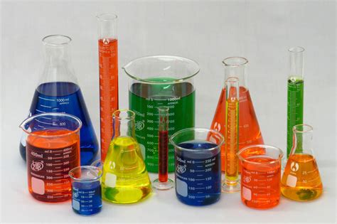 barware supplies chemistry glassware starter set of 13 beakers cylinders erlenmeyer flasks ebay