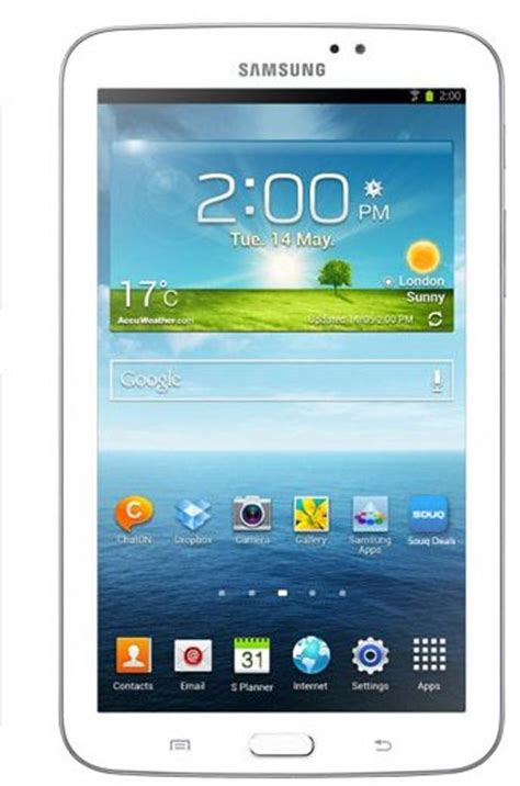 Second Samsung Tab 3 7inch Sm T211 samsung galaxy tab 3 sm t211 tablet 7 inch 8 gb 3g wifi white price review and buy in