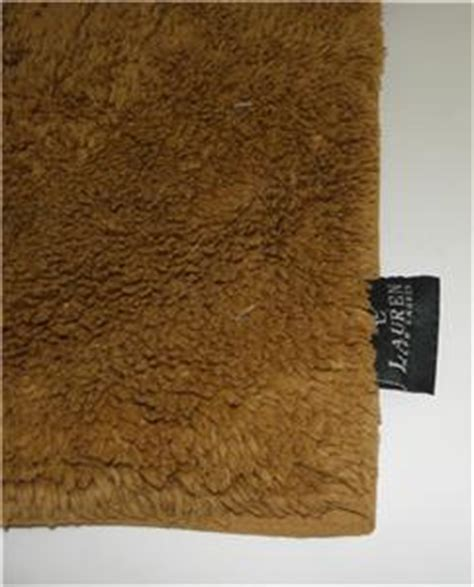ralph lauren bathroom rugs new ralph lauren classic cotton camel bath rug for toilet