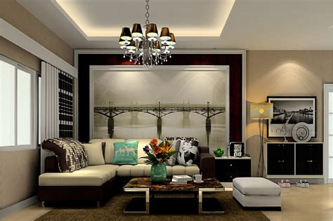 livingroom wall ideas feature wall in living room modern house