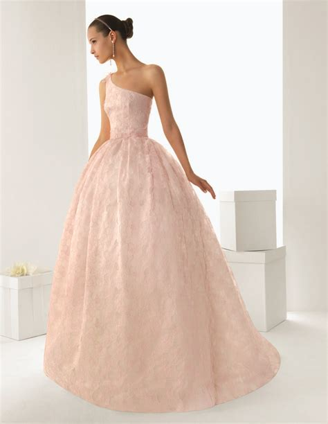 blush color dresses rosa clara s blush wedding dresses revealed arabia weddings