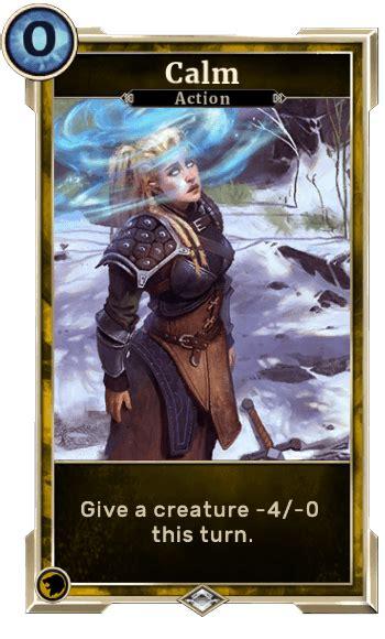 elder scrolls legends card template common willpower yellow cards elder scrolls legends
