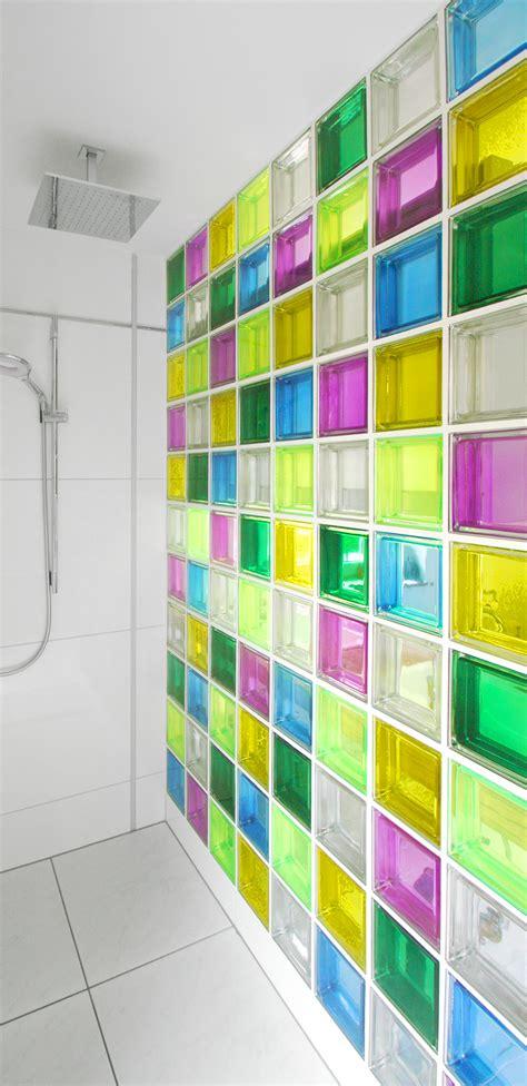 duschwand aus glasbausteinen glasbausteine duschwand gispatcher