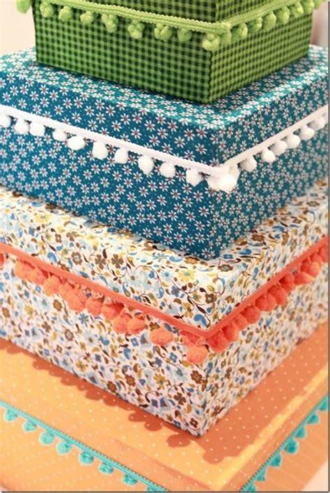 como decorar cajas de carton zapatos m 225 s de 100 ideas fabulosas de manualidades con cajas de