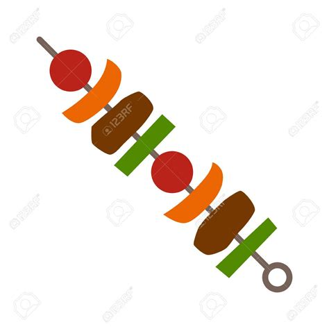 kebab clipart beef kebab saffron rice beef kebabs with bell