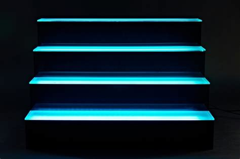led bar shelves led liquor bar shelves from armana productions