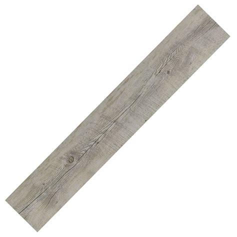 senso rustic pecan self adhesive vinyl plank 914x152x2mm 2