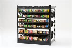 be ready shelf reliance harvest 39 inch food storage