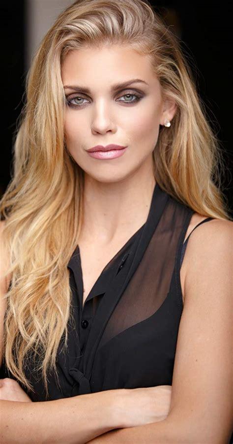 hot blonde actresses imdb annalynne mccord imdb