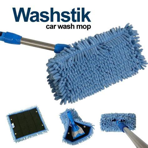 Can I Wash Microfiber Covers by Car Truck Rv Boat Washstik Microfiber Mop Wash Stik Kit